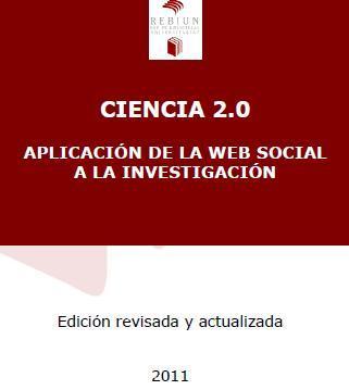 Documento de REBIUN. Versión actualizada de 2011