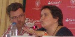 María Jesús del Olmo y José Antonio Magán