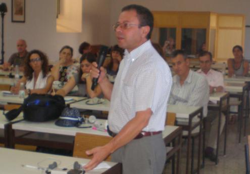 Gonzalo Rey como portavoz