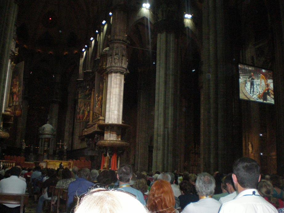 Concierto en el Duomo