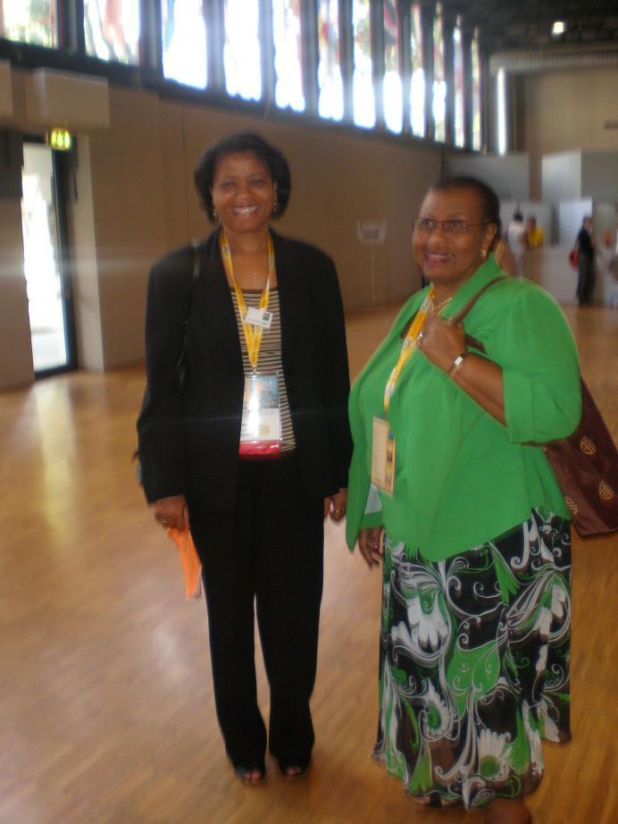 Presidenta de la IFLA