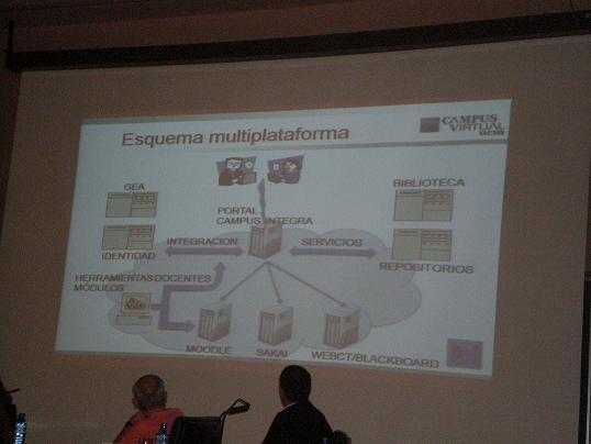 Diapositiva con su contenido