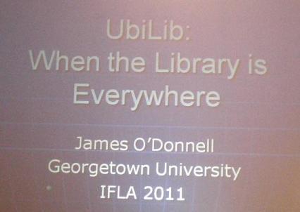 Primera diapositiva de la presentación, con el título