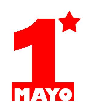 Logo 1º de Mayo