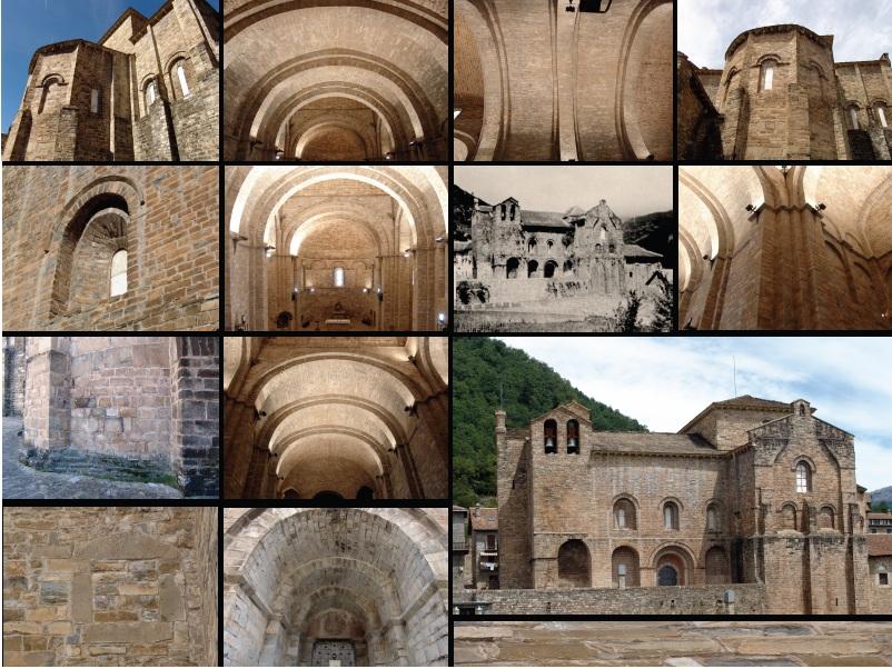 Mosaico de San Pedro de Siresa