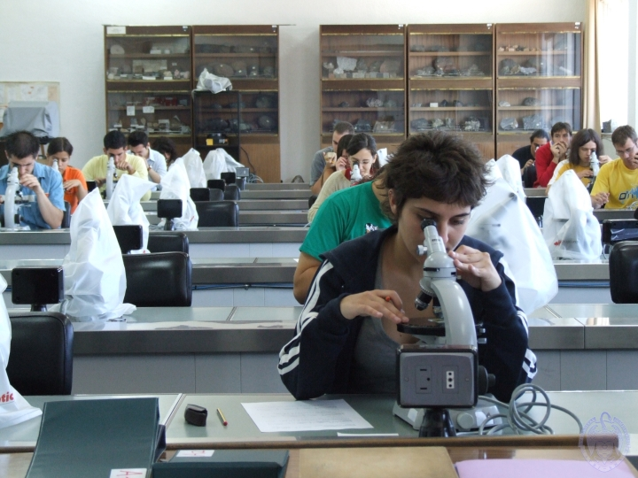 Laboratorio Microscopios