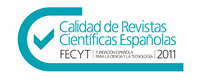 Rating Excellent Quality Assessment of Spanish Scientific Journals